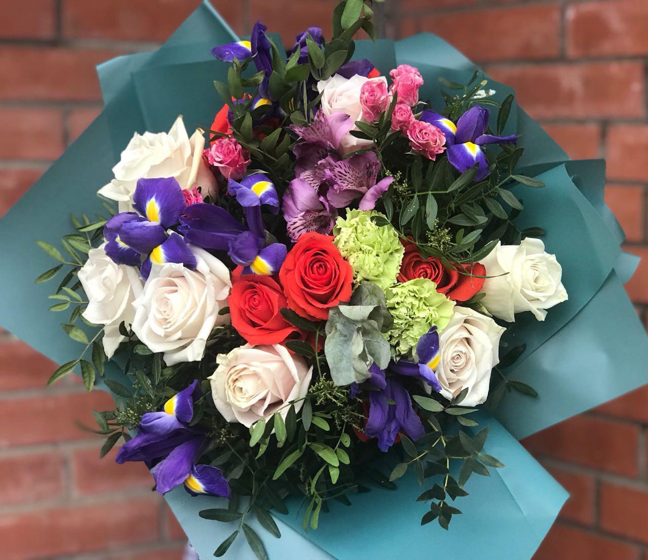 Цветы с доставкой на дом рязань, оптом