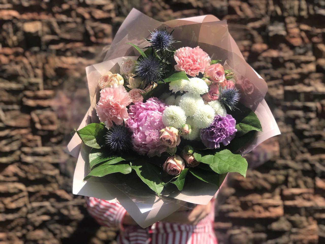 Цветы с доставкой на дом рязань, олега григорьева свадьба